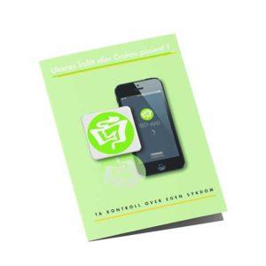 IBD-app Brosjyre