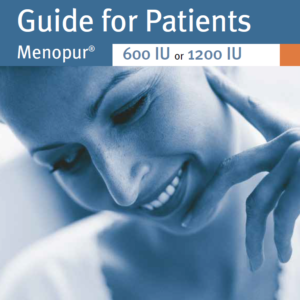 Menopur Guide for Patients