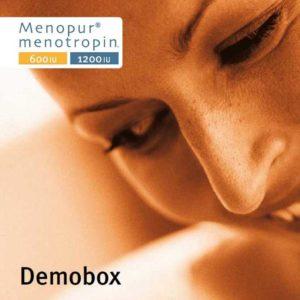 Menopur demomateriell