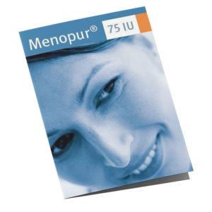 Brukerveiledning Menopur 75 IU